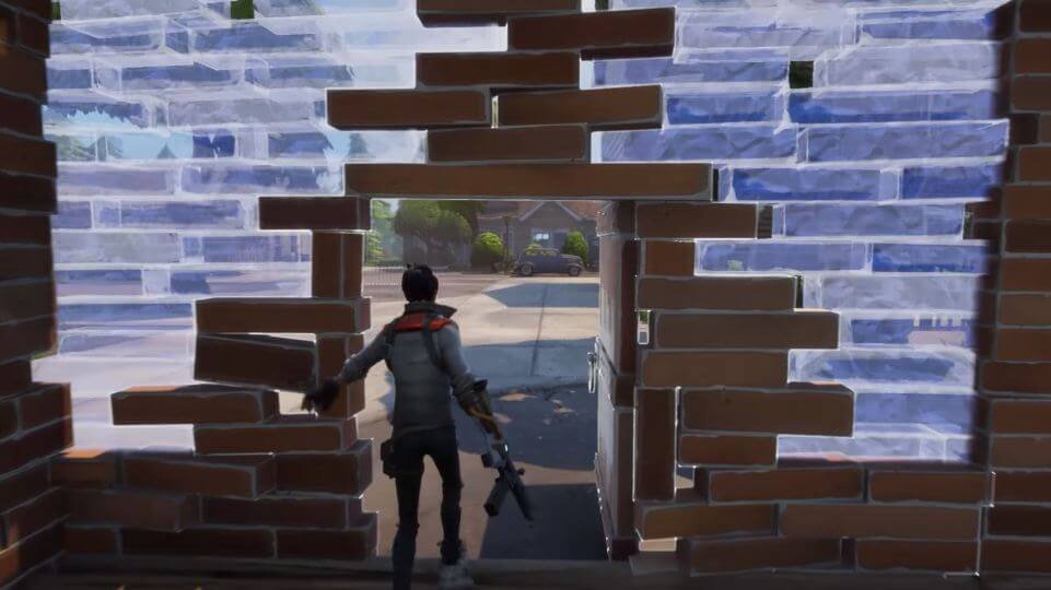 Fortnite Console Building Issues Fix In V30 Fortnite