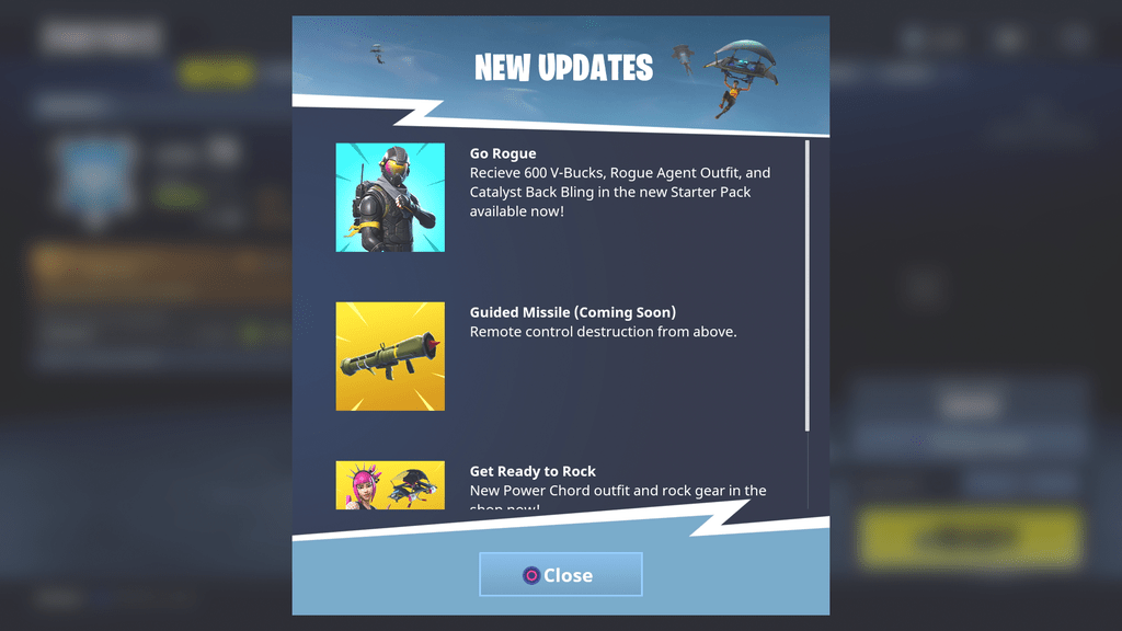 Guided Missile Coming To Fortnite Battle Royale Fortnite