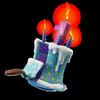 Birthday Cake Fortnite Cosmetic