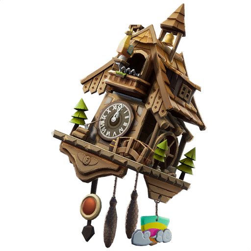 Clockworks back bling (Epic)