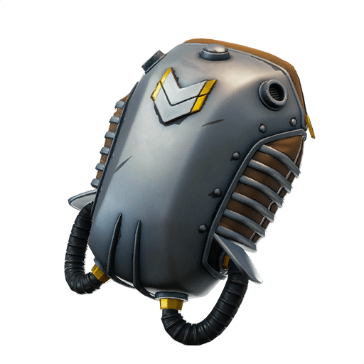 Airflow back bling (Rare)