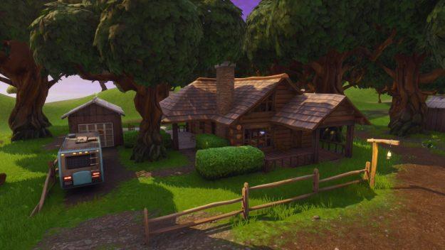 Wailing Wood Lodges