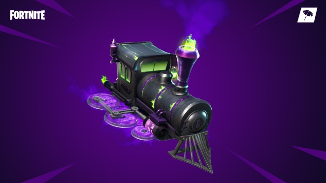 Dark Engine Glider Fortnite