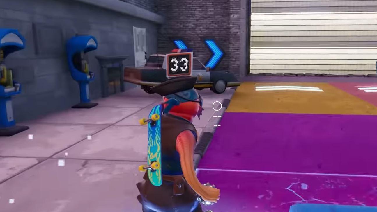 Fortnite Speed Trap 2