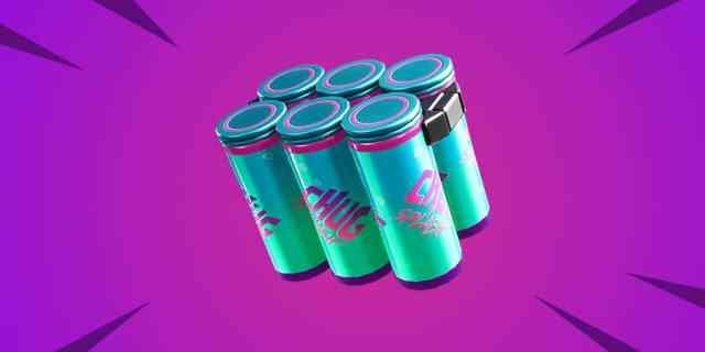 Fortnite Item - Chug Splash