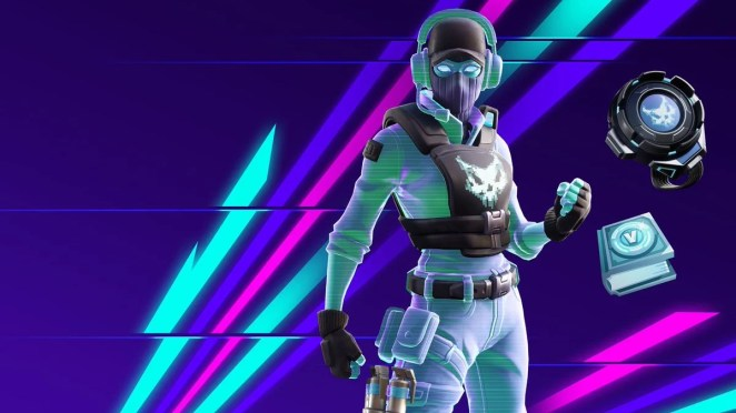 Fortnite Battle Royale Breakpoint Skin Challenge Pack