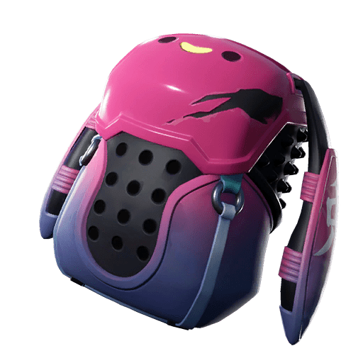 Fortnite v9.40 Leaked Back Bling - Mochi