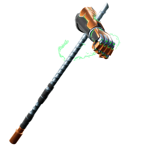 Fortnite v9.40 Leaked Pickaxe - Power Punch