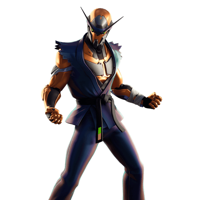 Fortnite v9.40 Leaked Skin - Copper Wasp