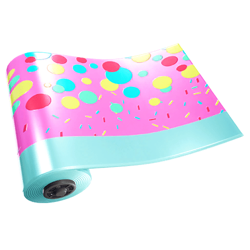 Fortnite v9.40 Leaked Wrap - Frosted