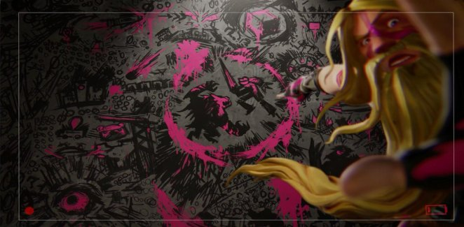 Fully completed Fortbyte image