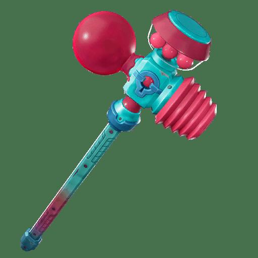 v10.00 Fortnite Season X Leaked Pickaxe - Bubble Popper