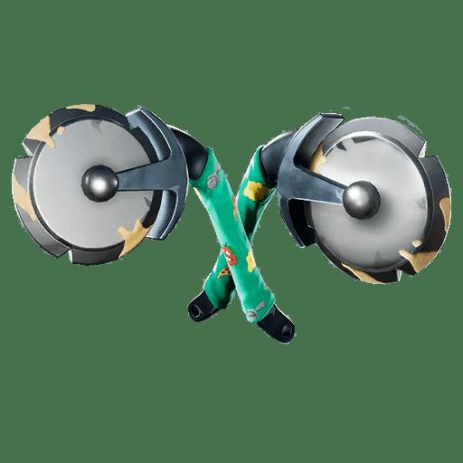 Fortnite v10.30 Leaked Pickaxe - Pair-Peronni