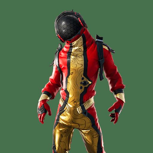 Fortnite Eternal Voyager Skin Style Overtime Challenges Reward