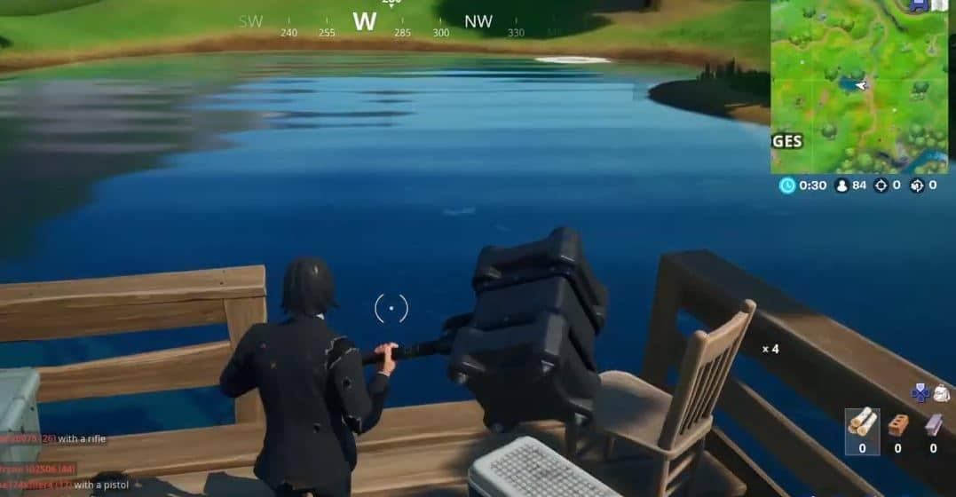 Flopper Pond Fortnite