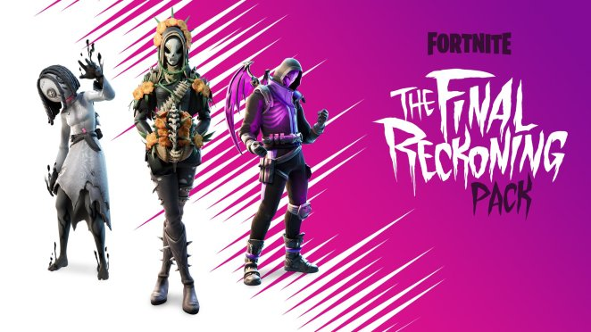 Fortnite The Final Reckoning Pack