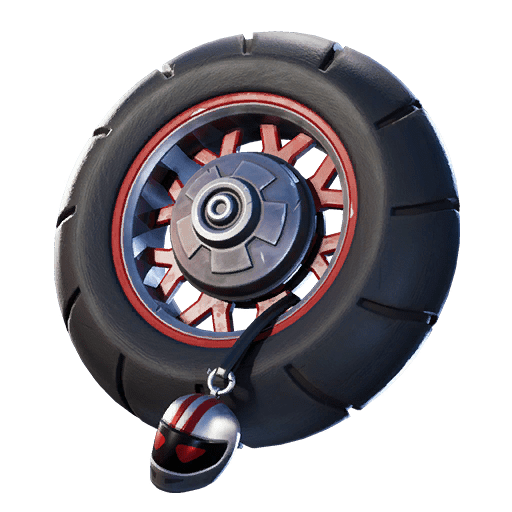 Fortnite v11.00 Leaked Back Bling - Wheelie