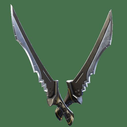 Fortnite v11.20 Leaked Pickaxe - Silent Strike