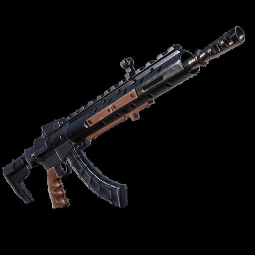 New Heavy Assault Rifle Fortnite Gun