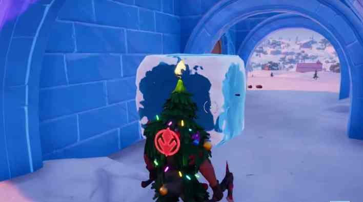 Fortnite Frozen Loot