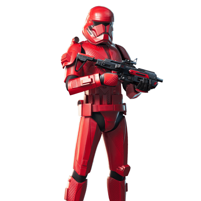 Pelle di Tronite Sith Trooper