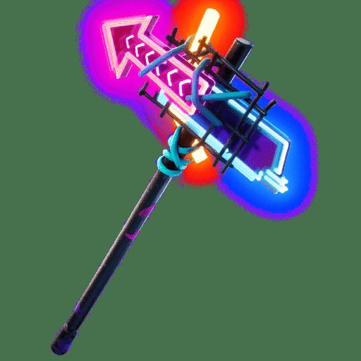 Fortnite v11.40 Leaked Pickaxe - Street Shine
