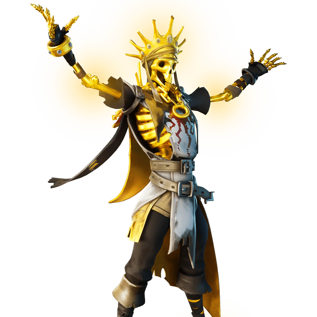 Fortnite v11.40 Leaked Skin - Oro