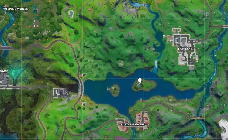 Fortnite SHADOW Protected Home Location: How and the place to search out  SHADOW secure homes | KILLon.SITE