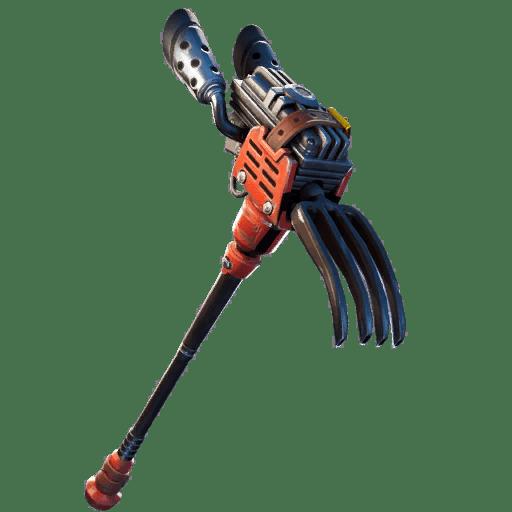 Fortnite v12.10 Leaked Pickaxe - Power Pitch