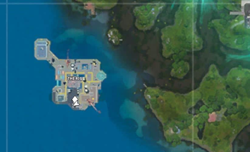 Propane Tank Locations Fortnite