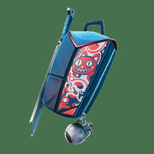 Fortnite Leaked v12.60 Back Bling - Whisker Pack