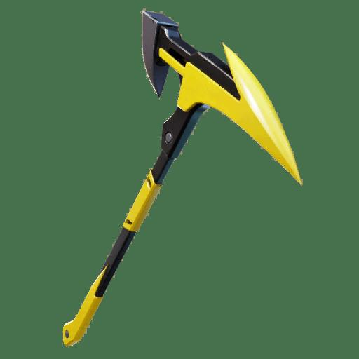 Fortnite v12.50 Leaked Pickaxe - Venom Blade