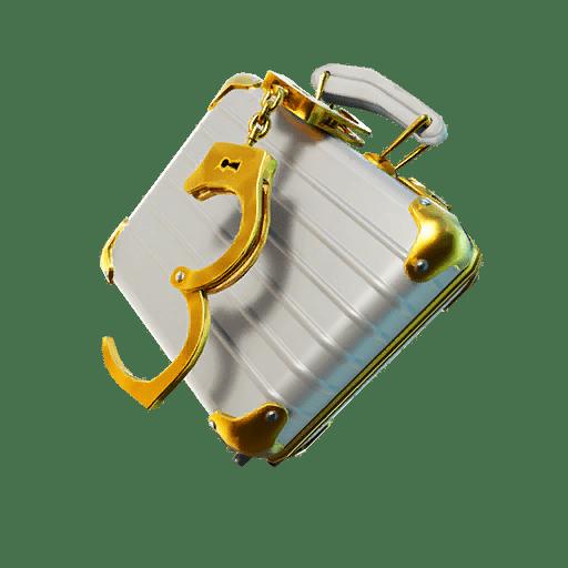 Fortnite v13.00 Leaked Back Bling - Ghost Hard Case