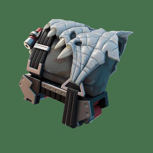 Fortnite v13.20 Leaked Back Bling - Swampy Sack