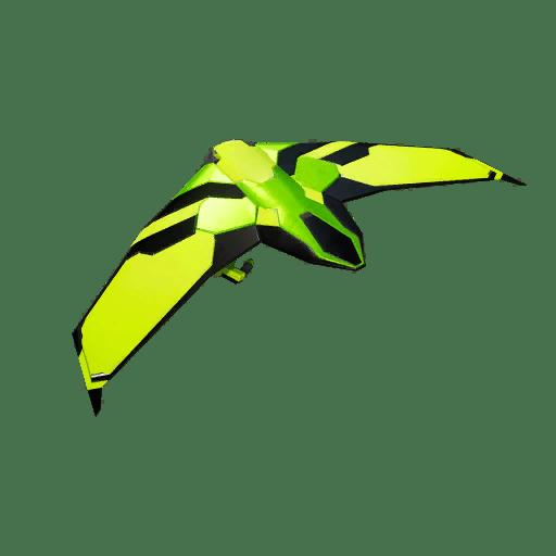 Fortnite v13.20 Leaked Glider - Green Eagle