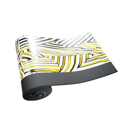 Fortnite v13.20 Leaked Wrap - Stylish Stripes