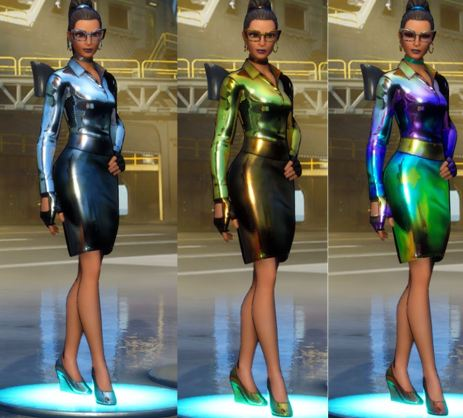 Fortnite Jennifer Walters Foil Skin Styles