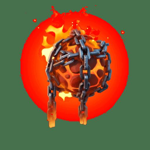 Fortnite Marvel Ghost Rider Back Bling Leaked - Infernal Chain