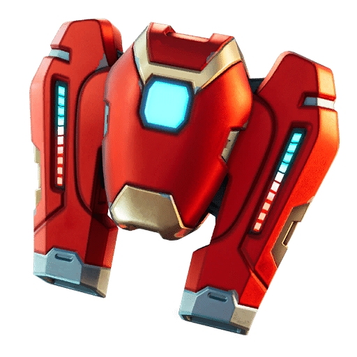 Iron Man Fortnite Stark Industries Jetpack