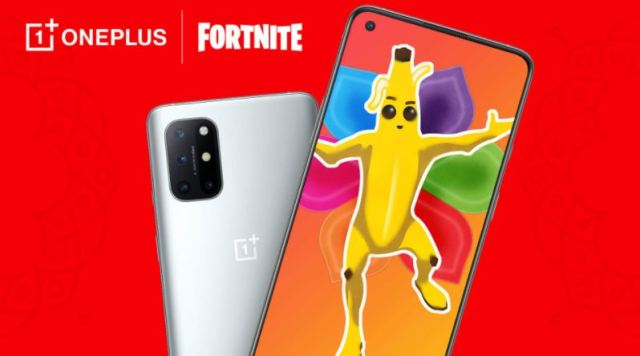 OnePlus Fortnite
