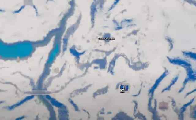 Sneaky Snowmando Fortnite Locations