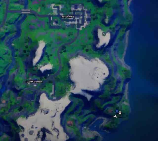 Fortnite Stone Statue Locations 3