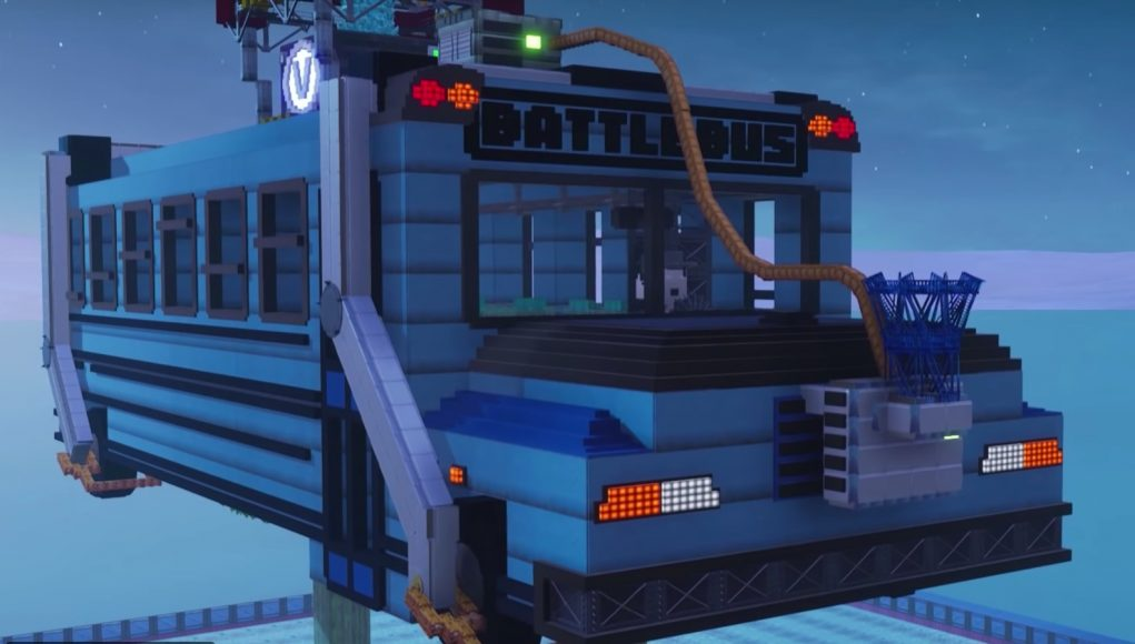 Play Hide And Seek In A Giant Battle Bus In This New Map