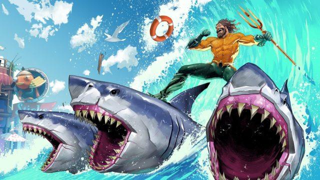 Sharks in Fortnite