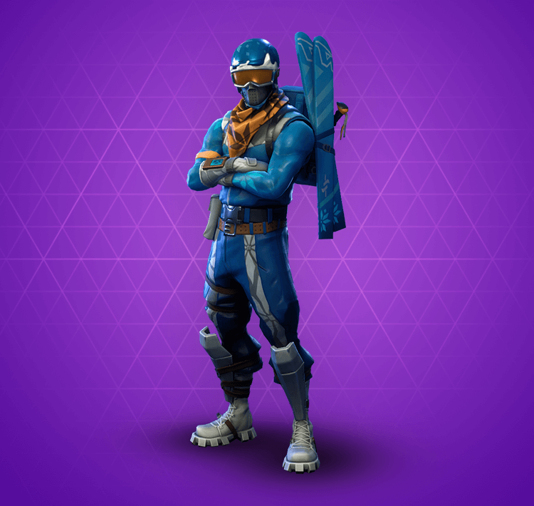Fortnite Alpine Ace Skin: Epic Outfit - Fortnite Skins