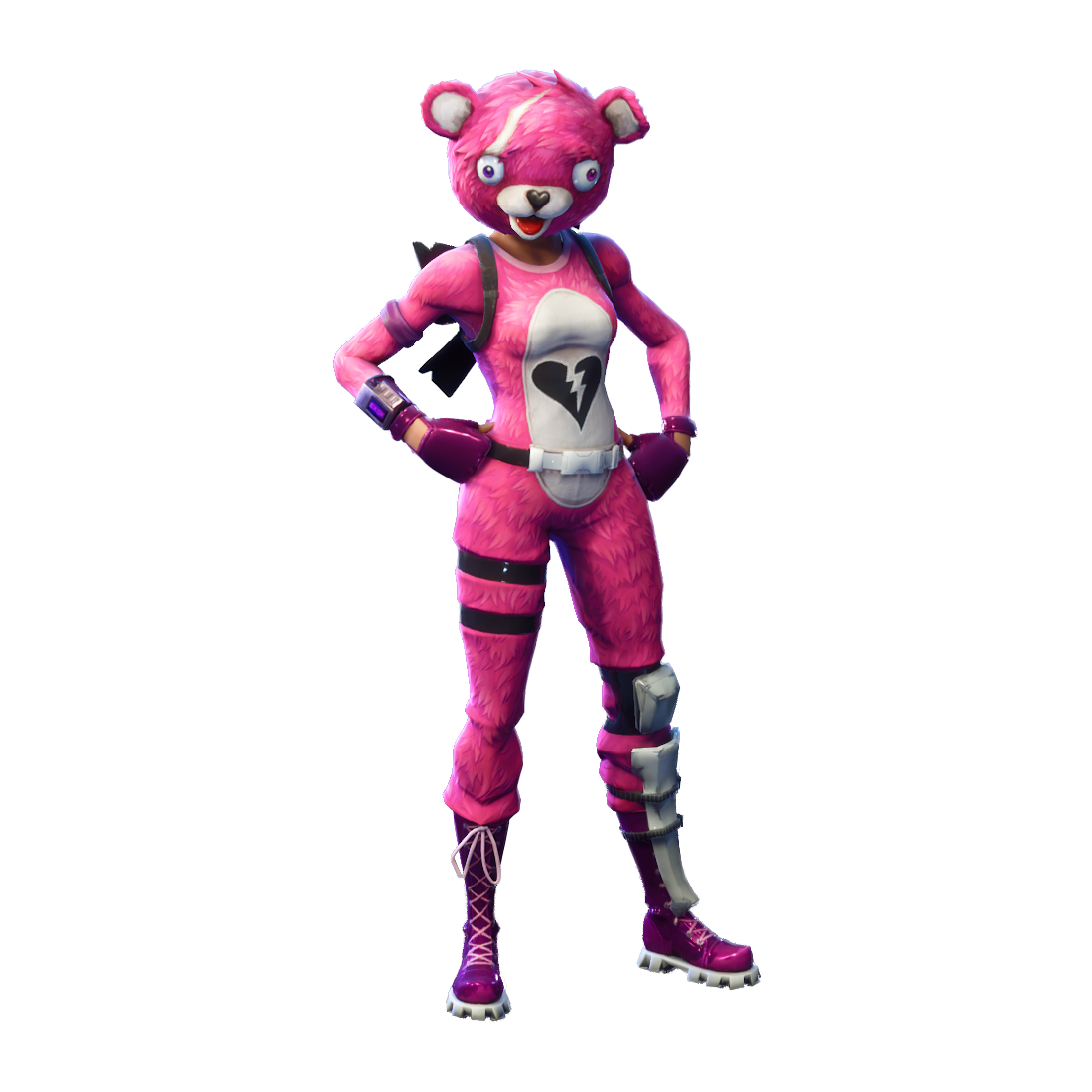 featured - fortnite broken heart