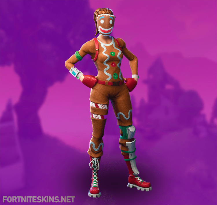 Fortnite Ginger Gunner  Outfits - Fortnite Skins-2128