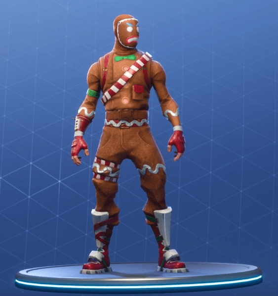 Christmas Skins.Fortnite Merry Marauder Skin Epic Outfit Fortnite Skins
