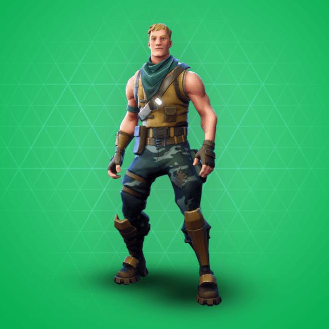 Ranger Skin