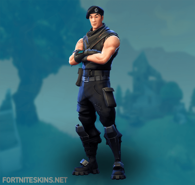 Fortnite Special Forces | Outfits - Fortnite Skins